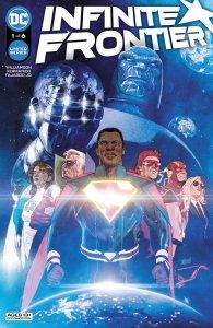 Infinite Frontier #1, copertina di Xermanico