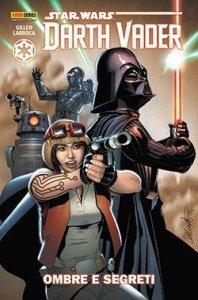Darth Vader vol. 2: Ombre e segreti, copertina di Salvador Larroca
