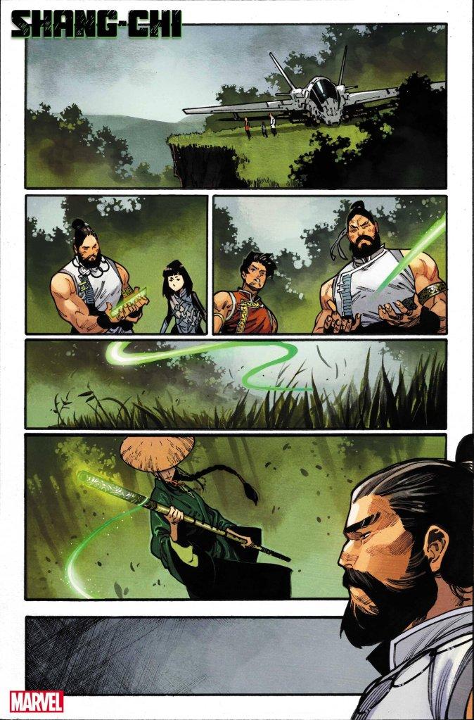 Shang-Chi #3, anteprima 01