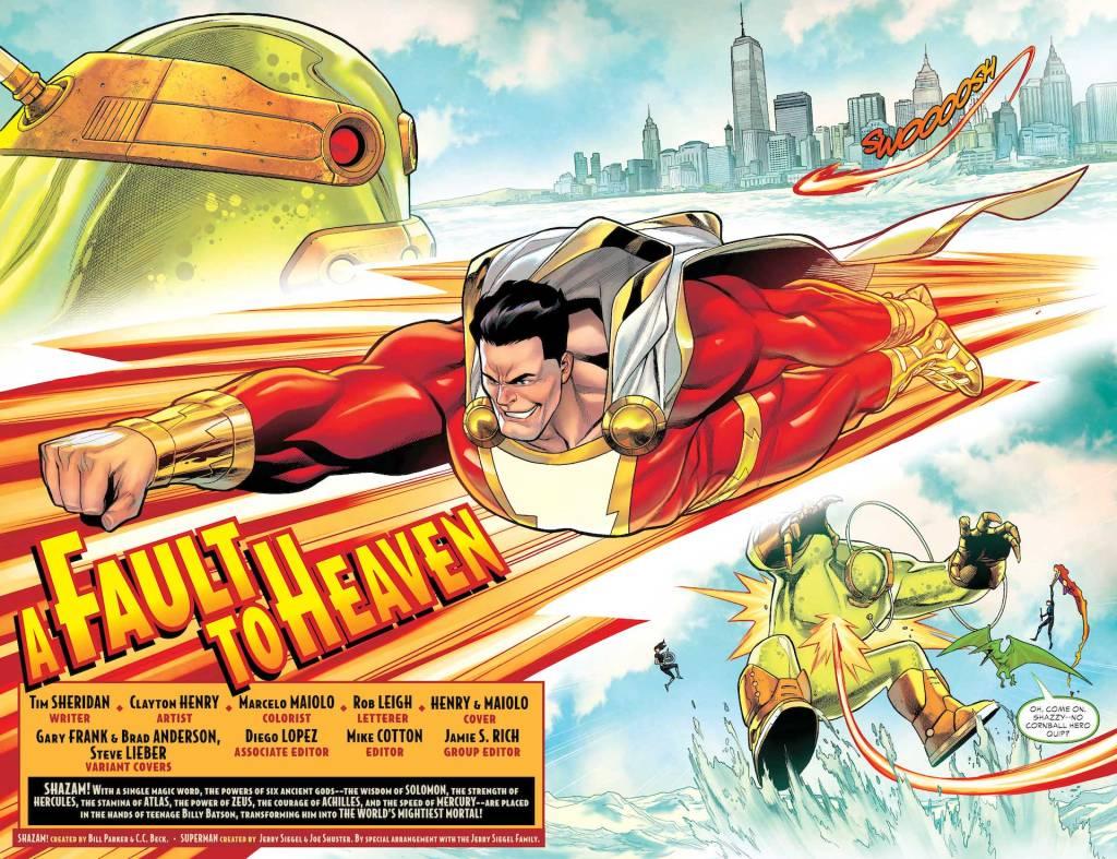 Shazam! #1, anteprima 02