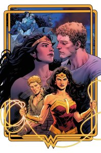 Wonder Woman #780, copertina