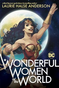 Wonderful Women of the World, copertina