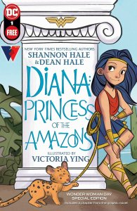 Diana Princess of the Amazons - Free Special Edition