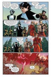 Trial of Magneto #1, anteprima 02