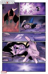Darkhawk #1, anteprima 03
