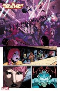 X-Men: The Onslaught Revelation #1, anteprima 03