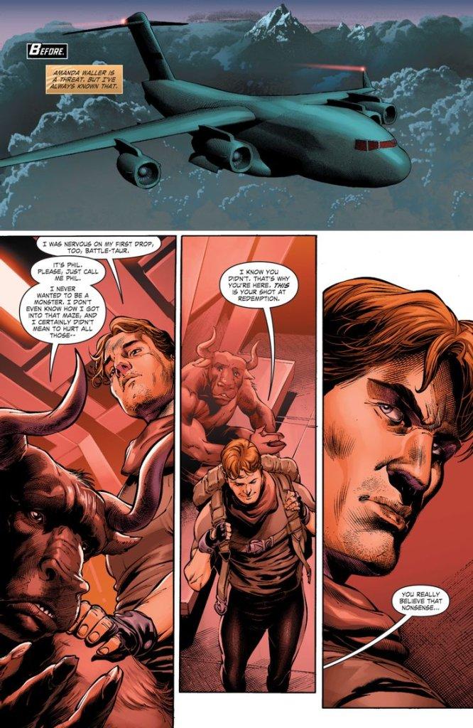 Suicide Squad Annual #1, anteprima 01