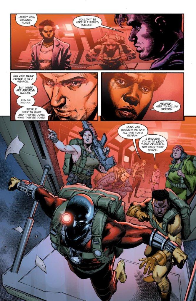 Suicide Squad Annual #1, anteprima 02