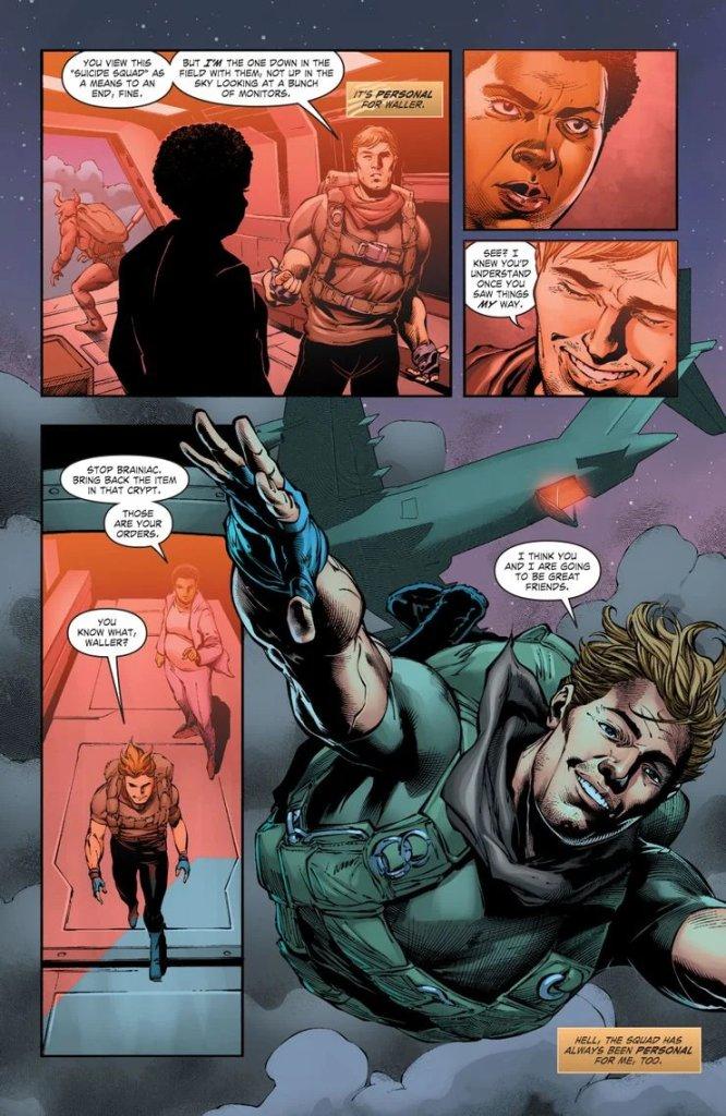 Suicide Squad Annual #1, anteprima 03