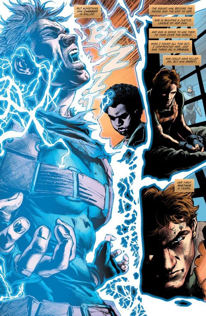 Suicide Squad Annual #1, anteprima 04