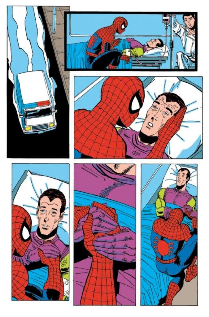 Amazing Spider-Man #74, anteprima 01