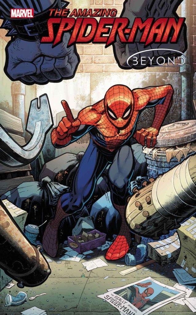 Amazing Spider-Man 83, copertina di Arthur Adams