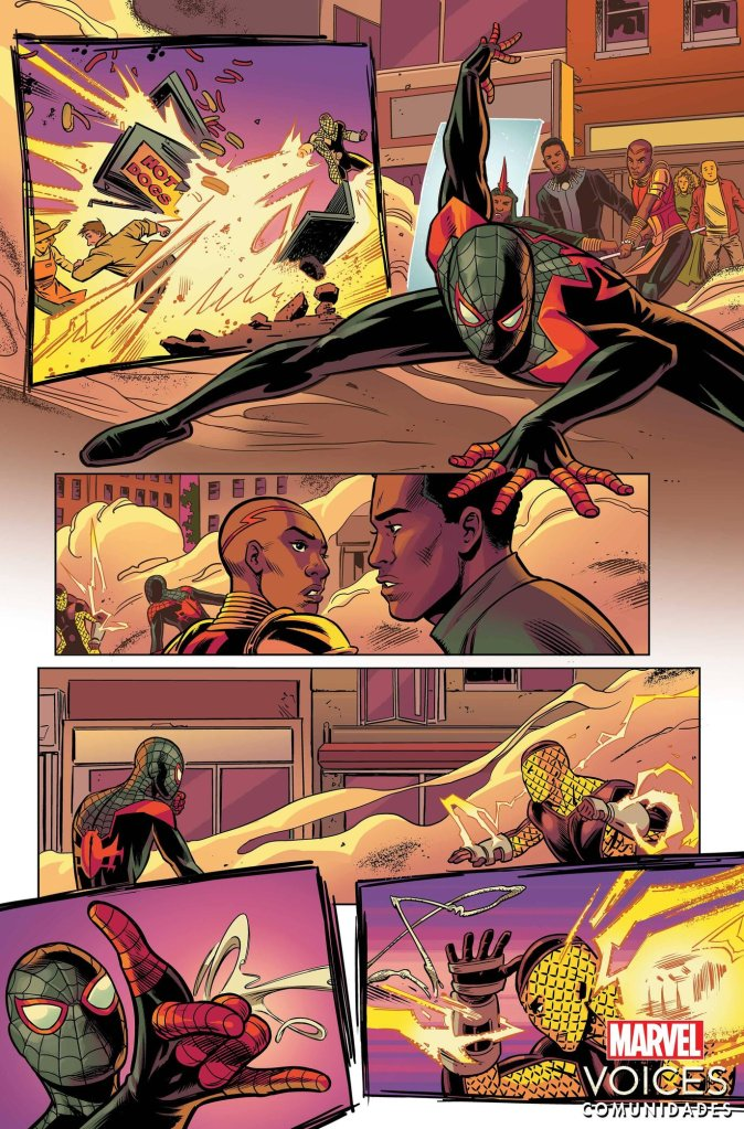 Marvel's Voices: Comunidades #1, anteprima 10
