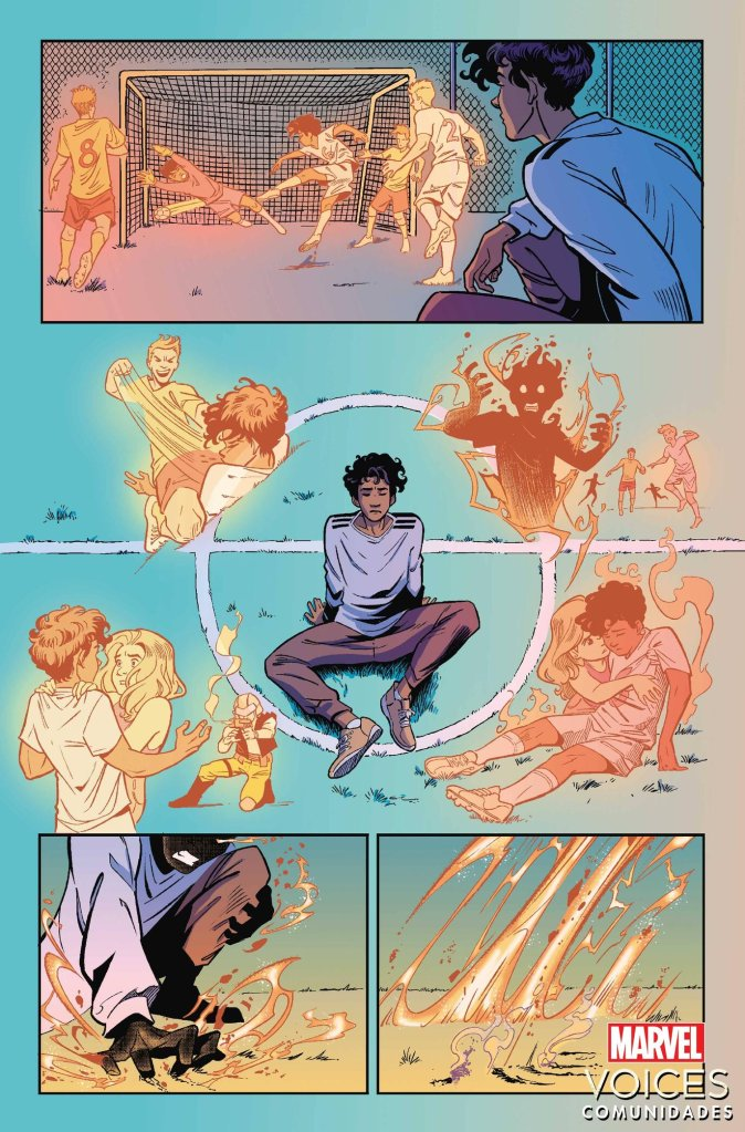 Marvel's Voices: Comunidades #1, anteprima 9