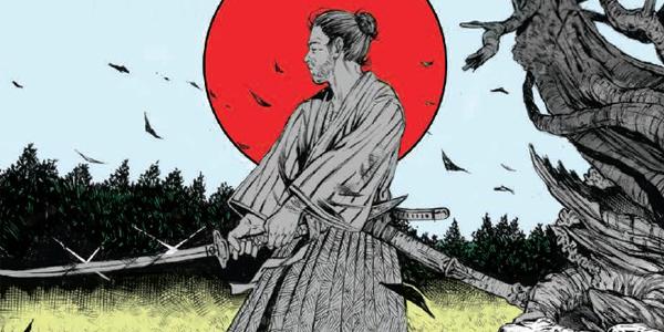 samurai fumo di china