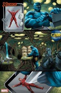 X-Force #23, anteprima 02