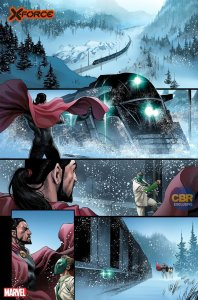 X-Force #23, anteprima 01