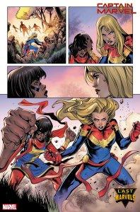 Captain Marvel #33, anteprima 03