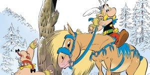 asterix e il grifone