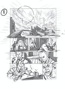 Duels #1, anteprima 01