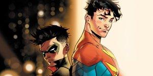 Robin e Superboy
