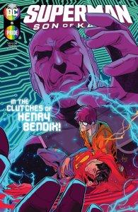 Superman: Son of Kal-El #5, copertina di John Timms