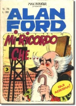 Alan Ford 76 (ottobre 1975)