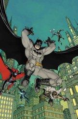 Detective Comics #27 cover di Chris Burnham