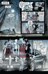 Coffin Hill #1 - PP. 3
