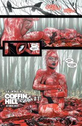 Coffin Hill #1 - PP. 5