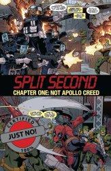 Deadpool & Cable Split Second #1, anteprima 01
