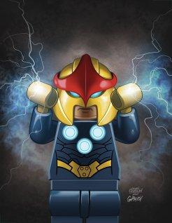 Marvel Lego 13