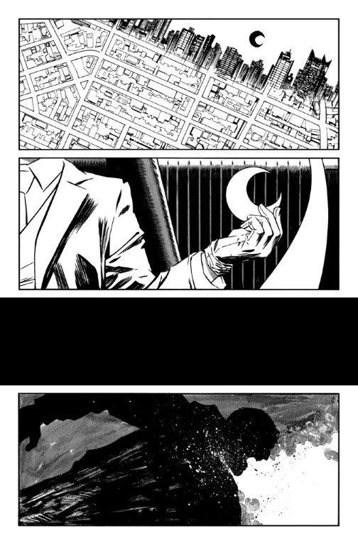 Moon Knight #1, anteprima 02