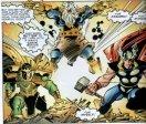 Odino e i suoi figli uniti