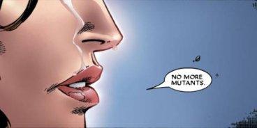 Scarlet decide Basta Mutanti