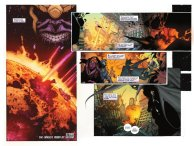 Thanos Rising #5 - PP4-5