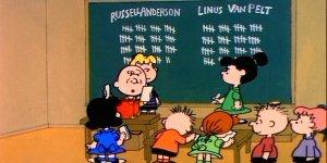 Non sei stato Eletto, Charlie Brown