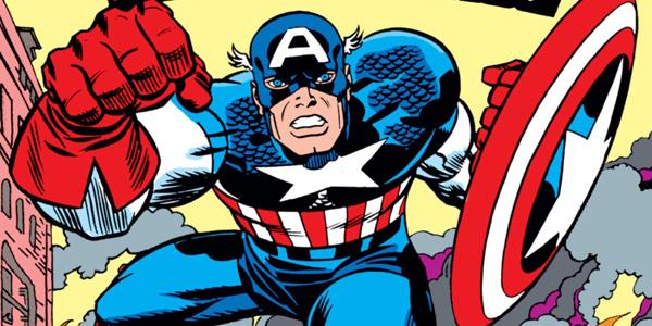 capitan america kirby