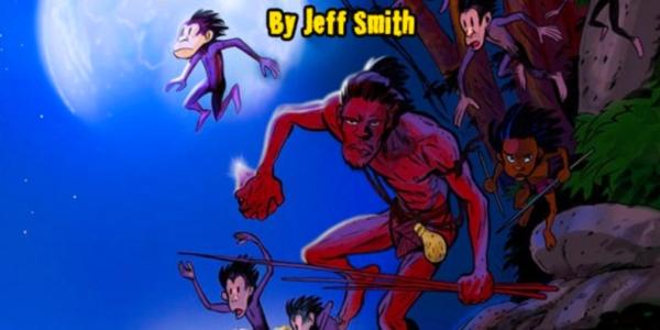 Tuki di Jeff Smith