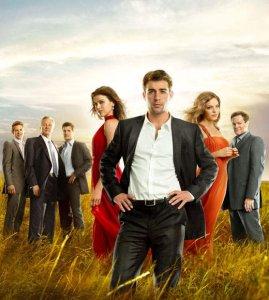 Il cast di Lone Star