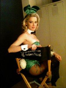 Amber Heard the playboy club