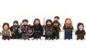 Game of Thrones Lego - Stark
