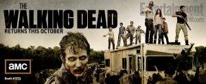 the walking dead 2 banner