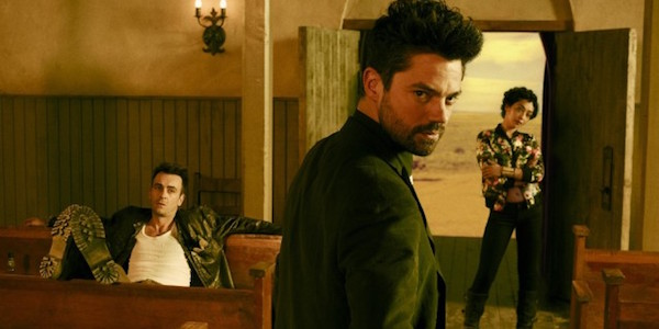 Dominic Cooper Band of Brothers