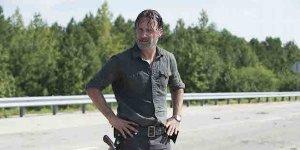 The Walking Dead Rick Banner