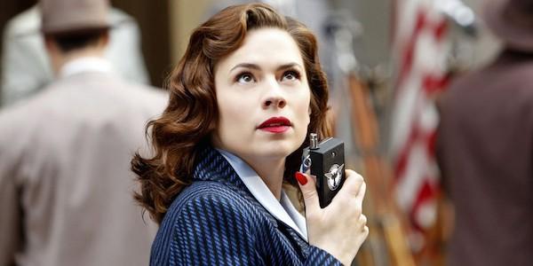 Hayley Atwell Agent Carter Casa Howard