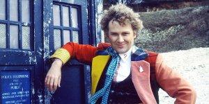 Colin Baker Doctor Who