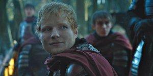 Game of Thrones Ed Sheeran Banner