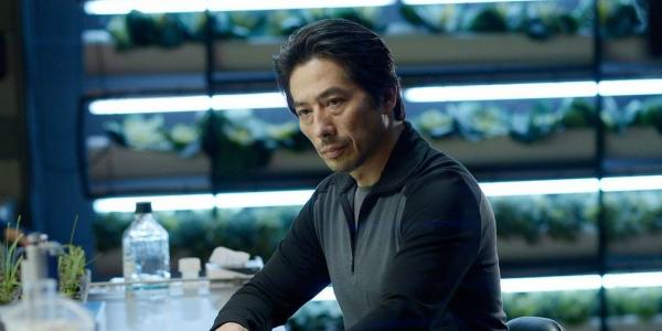 Westworld Hiroyuki Sanada