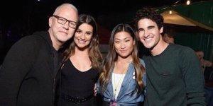 Glee piccola reunion